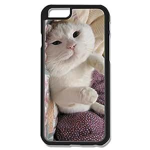 Alice7 Cute Cat Case For Iphone 6,Quotes Iphone 6 Case