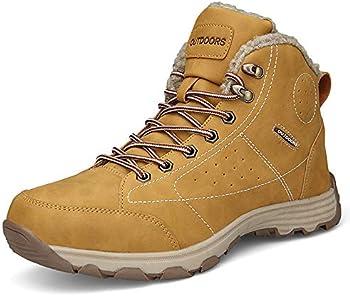 Zcoli Men's Hiking Boots