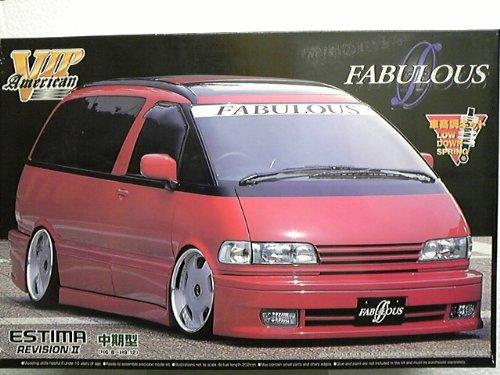 アオシマ 1/24スケール VIPアメリカン 14 ファブレス TCRエスティマ 中期型の商品画像