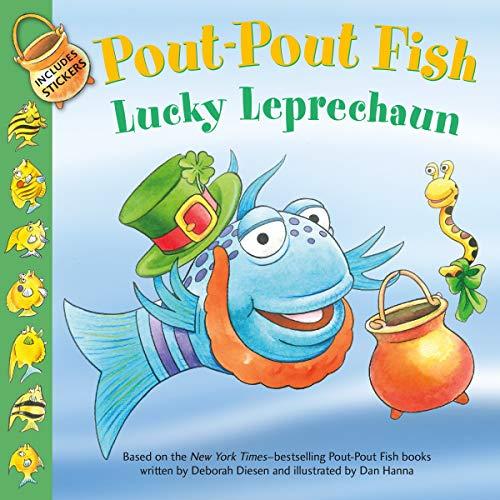 Pout-Pout Fish: Lucky Leprechaun (A Pout-Pout Fish Paperback Adventure)
