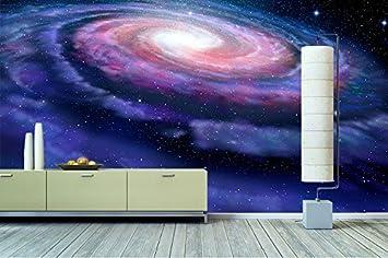 Wandbilderxxl Vlies Fototapete Magic Galaxy Xcm Hochwertige Tapete In  Verschiedenen