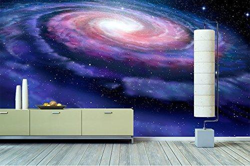 Wandbilderxxl Vlies Fototapete Magic Galaxy Xcm Hochwertige Tapete In  Verschiedenen Grosen Fur Wohnzimmer Oder Buro Foto Tapete Qualitat