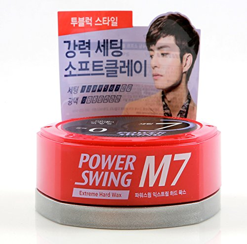 [Mise en scene] Power Swing Extreme Hard M7 Hair Wax,80g|2.8oz