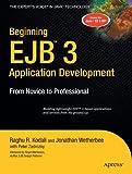 Beginning EJB 3 Application Development: From Novice to Professional (Beginning: from Novice to Professional)