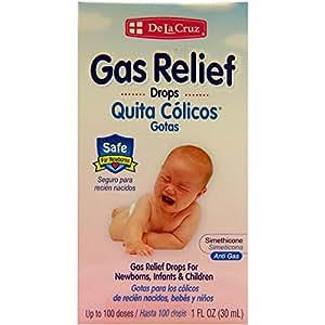 Gotas Quita Colicos Bebe - Colic Medicine For Baby 1 Oz