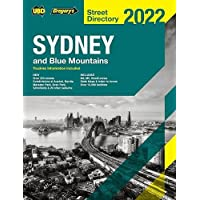 Sydney & Blue Mountains Street Directory 2022 58th