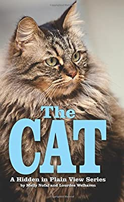 The Cat: The Password Organizer Log That Looks Like a Regular Book