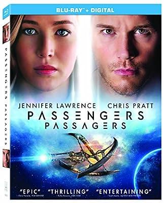 Passengers (2016) [Blu-ray] (Bilingual)