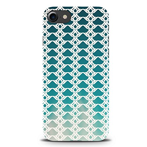 Koveru Back Cover Case for Apple iPhone 7 - Material Pattern