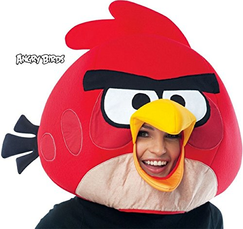 Paper Magic Group Angry Birds Red Bird Mask -