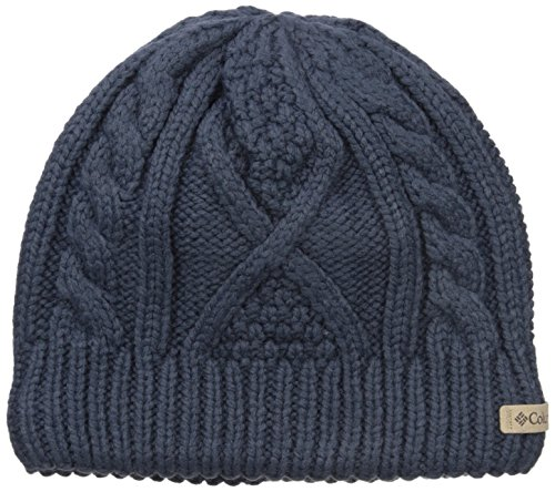Columbia Women's Cabled Cutie Beanie, Nocturnal, One Size