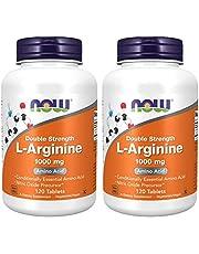 Supplements, L-Arginine 1,000 mg, Nitric Oxide Precursor, Amino Acid