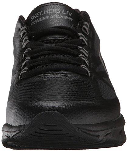 36 Liv Sneaker Calzature nero Skechers Wht 57050 XzRPIwn7