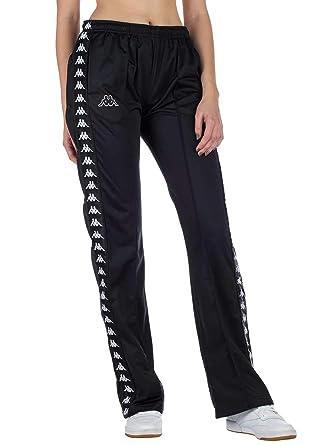 c36645c5 Kappa Women Sweat Pants Banda Wastoria Snaps: Amazon.co.uk: Clothing