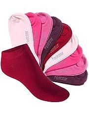 Footstar SNEAK IT! KIDS - 10 pares de calcetines tobilleros para niños - Calidad de celodoro - Disponibles en varios colores y tallas de la 23 a la 34