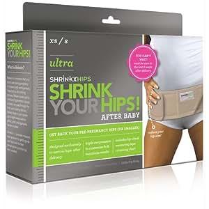 Shrinkx Hips Ultra Cinturón Soporte Embarazo y Reductor Caderas Postparto (talla M/L)