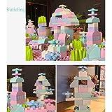 Yanxia Children's Building Blocks Plastic Model 3/6/9/12 Years Old Development Puzzle Large Particles Assembled Toys (Size : 228pcs)