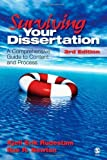 img - for By Kjell Erik Rudestam - Surviving Your Dissertation: A Comprehensive Guide to Content and Process (Third Edition) (4/23/07) book / textbook / text book