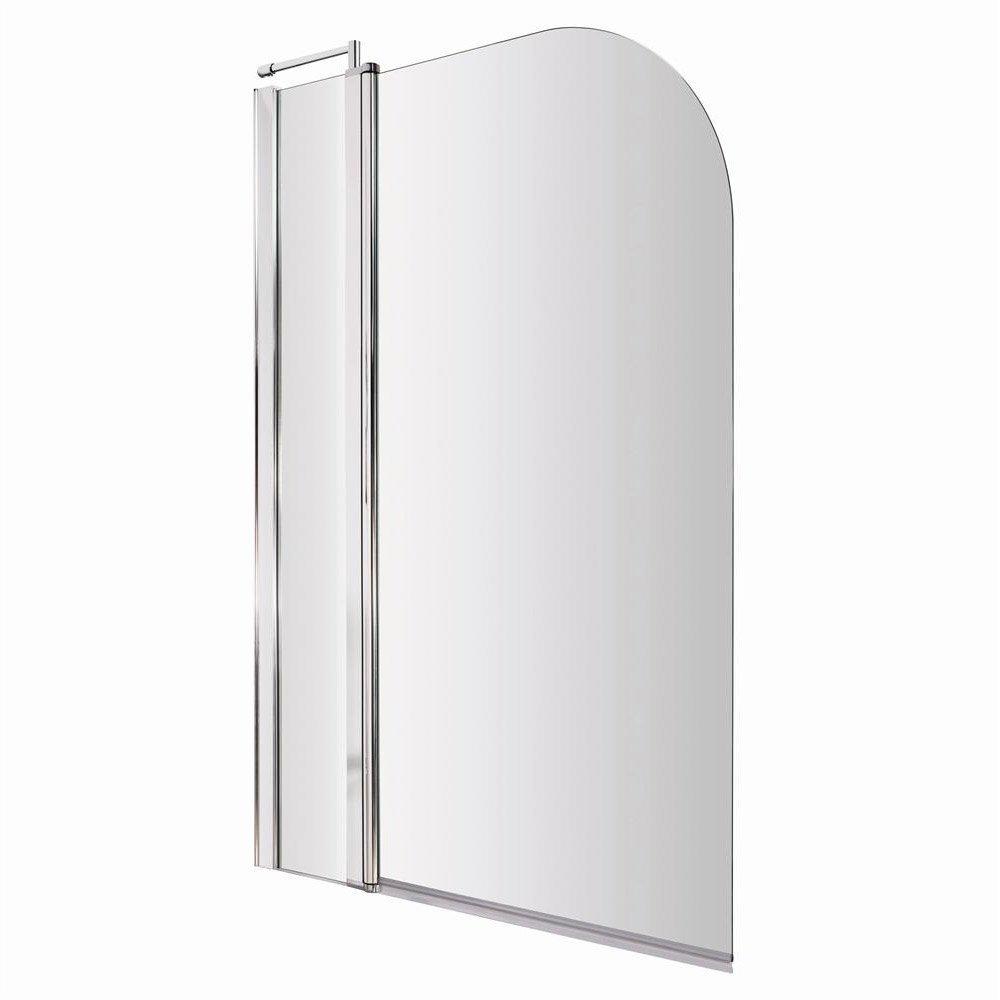 shower screen rail mobroi com trueshopping bathroom toughened safety glass hinged straight bath