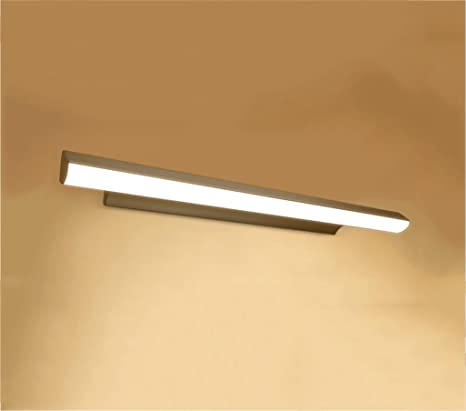 DK-CJBYC Espejo Luz Frontal Baño Luz Baño Espejo Gabinete Luces LED Moderno Vestido de