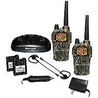 Frs/Gmrs Mo 50 Ch/36mi/5w/Ear/Mic/Chrgr/2 Midland Radios Gxt1050vp4