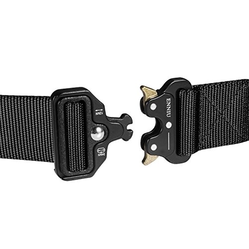 Jual BANKE Men's Heavy Duty Adjustable Tactical Belt