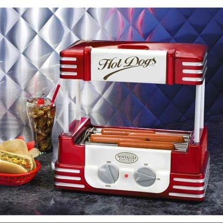 Retro Hot Dog Roller
