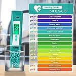 Tvird-Misuratore-PH-TDSEC-4-in-1-Misuratore-PH-Piscina-Tester-PH-della-qualita-dellAcquaCompensazione-Automatica-della-Temperatura-Auto-Calibrazione-Retroilluminato-Misuratore-PH-Acqua