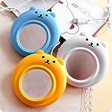 MoeWoods(TM) Cute USB Warmer Pad Heater Milk Tea Coffee Hot Drinks Cup Coaster Mats WJ