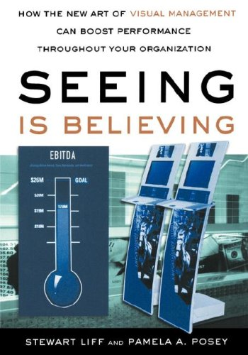 Read Online Seeing Is Believing: How the New Art of Visual Management Can Boost Performance Throughout Your Organization pdf epub