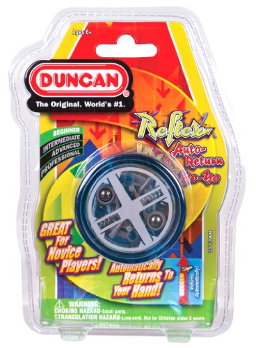 Christmas Yo Yos - Duncan Reflex Auto Return Yo-Yo (Color may vary)