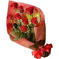 誕生日 赤バラ valentine 10 Stem of Red Roses bouqet valentine