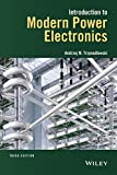 Introduction to Modern Power Electronics 3rd Edition