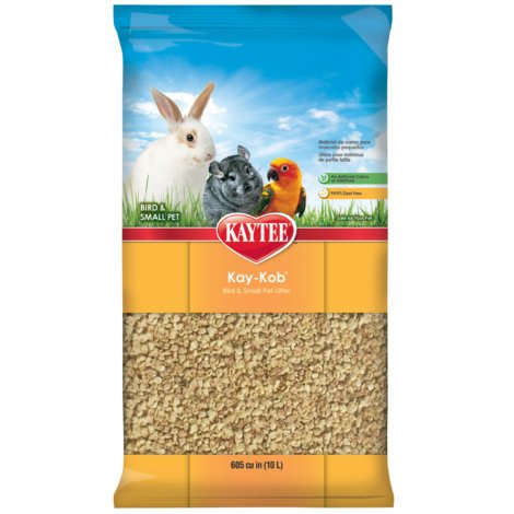 (KAYTEE KAY KOB SMALL ANIMAL & AVIAN BEDDING - 8 LB.)