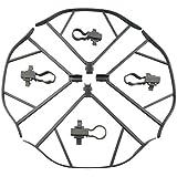 UUMART DJI Mavic Pro Quadcopter Drone Spare Parts Propeller Guard Set-Grey