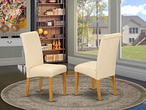 East West Furniture Living Room Dining Chair