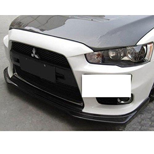 Mitsubishi Evo 2010 For Sale: Front Bumper Lip Fits 2008-2015 Mitsubishi Lancer