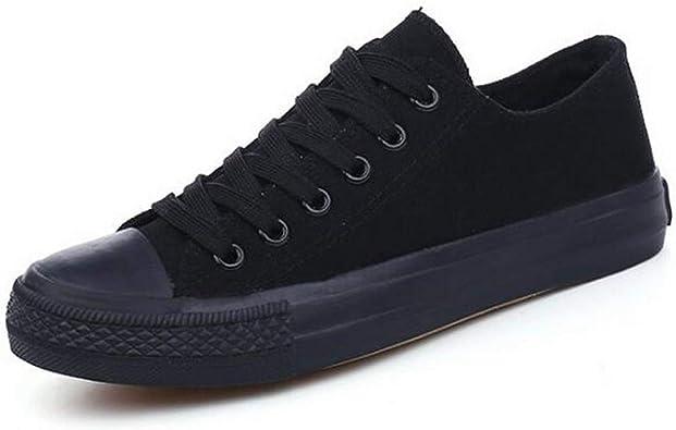 Casual Shoes Mens Canvas Shoes Lace