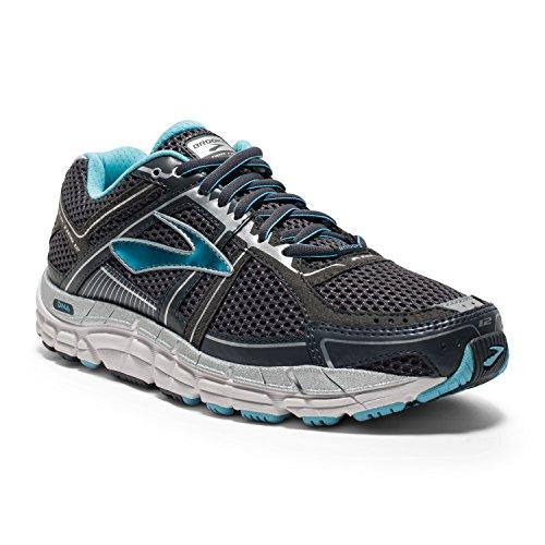 Brooks Addiction 12 Women's Zapatillas Para Correr (2E Width) Azul