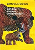 download ebook baby bear, baby bear, what do you see? board book (brown bear and friends) by martin, bill (2009) hardcover pdf epub
