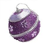 AKwell Shatterproof Christmas Ball Ornaments Decor Christmas Rhinestone Glitter Baubles Balls Xmas Tree Ornament Decoration 8CM