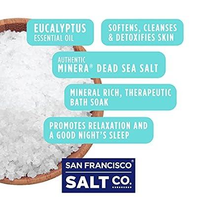Eucalyptus Dead Sea Salt