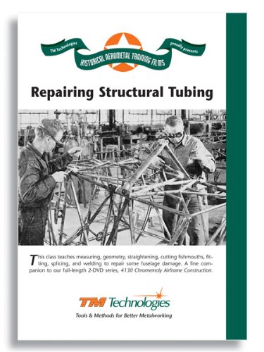 (Repairing Structural Tubing (DVD))