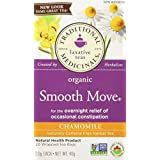 Traditional Medicinals Organic Smooth Move Chamomile, 20 tea bags