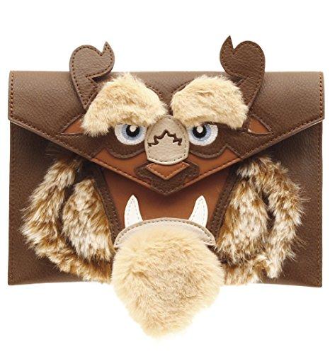 and Beauty The Bag Nicole Furry Danielle Beast Beast Disney from Clutch wZqC566
