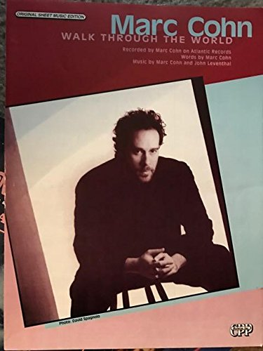 marc cohn sheet music - 4