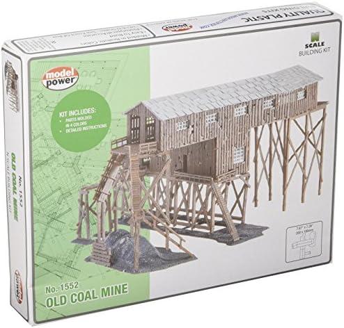Escala Kit N Antiguo Mina De Carbón: Amazon.es: Juguetes y juegos