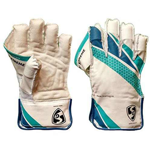 SG RSD Xtreme Wicket Keeping Gloves (Assorted) – Best Rubber grip Gloves 2020-21