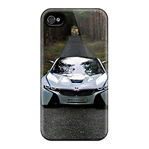 For Iphone 4/4s Protector Cases Bmw Vision Efficient Dynamics Phone Covers