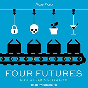 Four Futures Audiobook